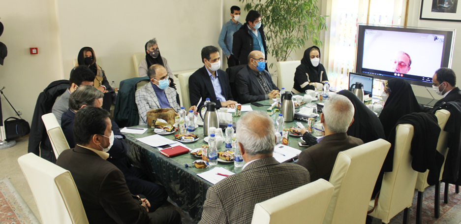 the first specialized meeting of High Council of Policy Making was held at the building of State